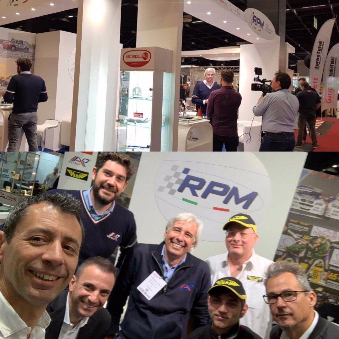 RPM at Professional Motorsport World Expo Cologne 2019
