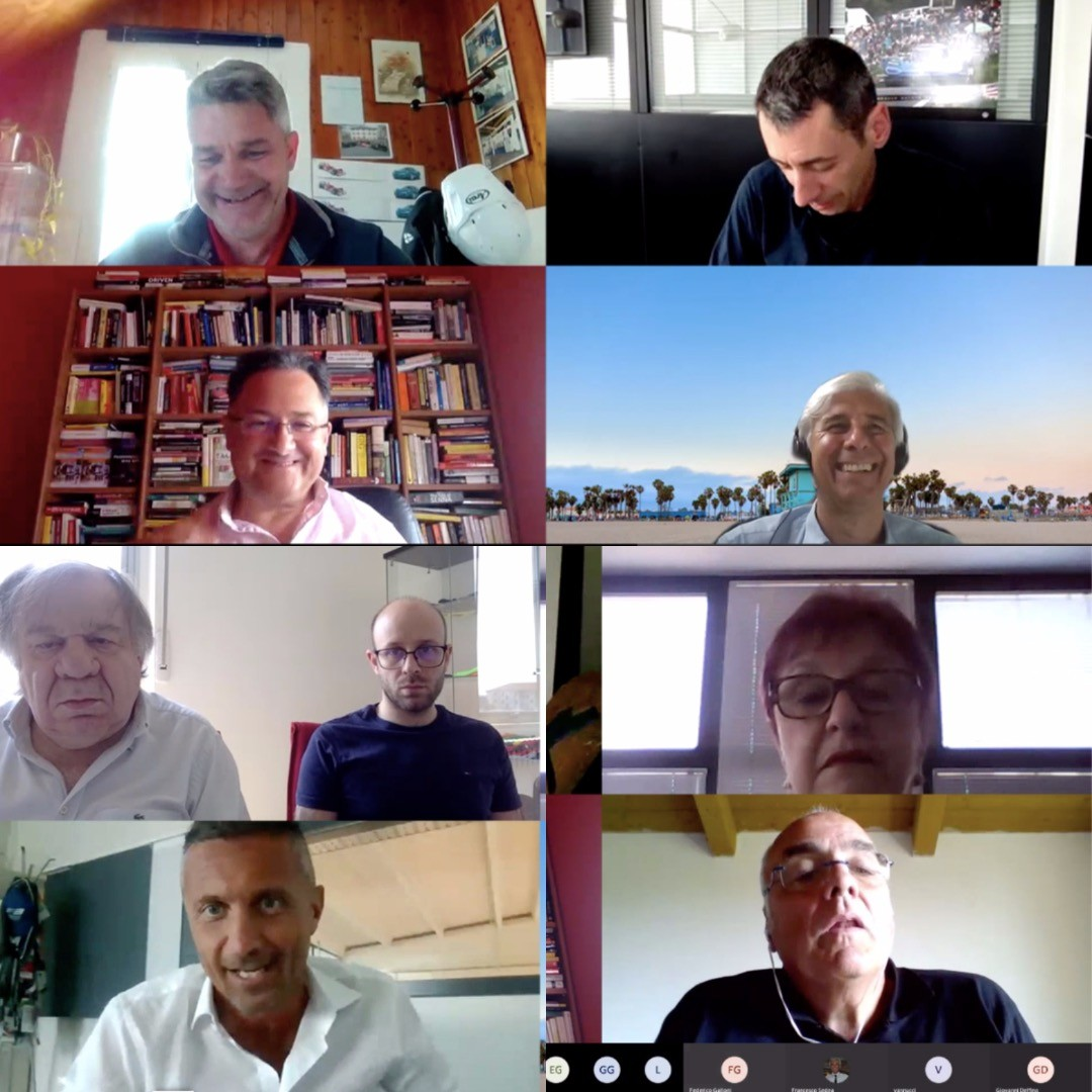 RPM network General Assembly May 2020 in videoconference