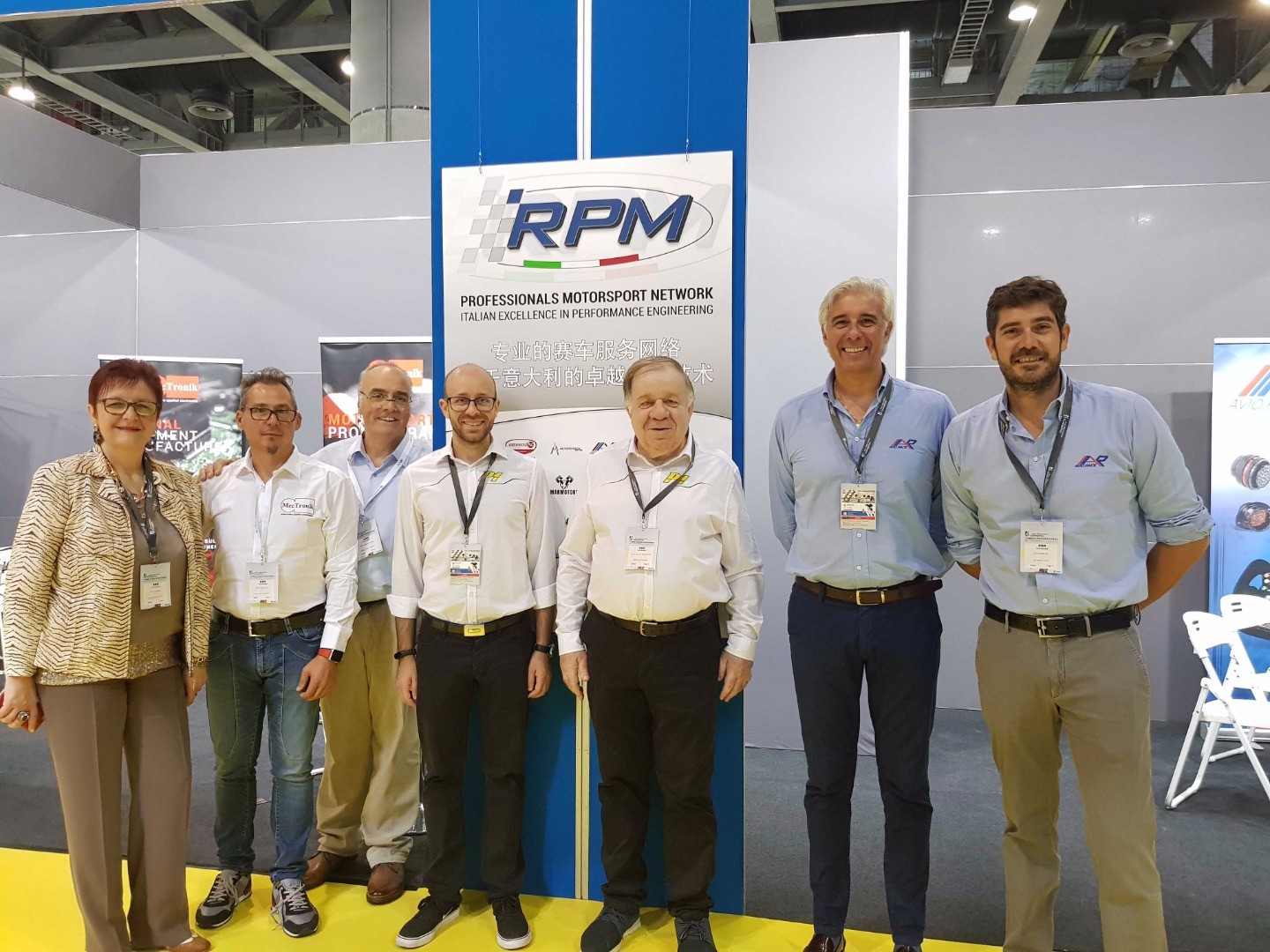 RPM participates to 'Mission to China' Auto Aftermarket trade show event in Guangzhou