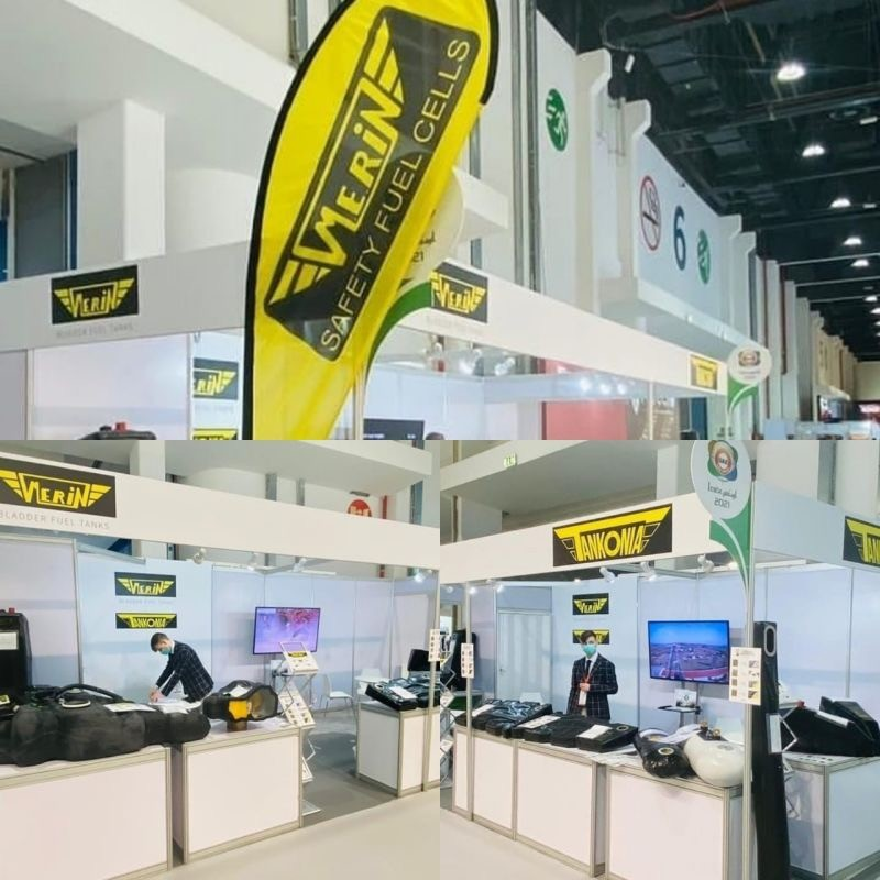 Merin and Synergy Pathways at the IDEX exhibition and trade show in Abu Dhabi